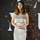 Olivia Munn – 2018 A+E Network Upfront Event in NYC - 454 x 680