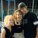 Me, Cindy (my 'Big Sister' / the Director) and Devin. - 255 x 409