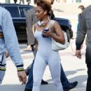 Melanie Brown – Arrives at the 'Americas Got Talent Champions' in Pasadena