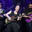 Phil Collen performs as part of the G3 concert tour at Brooklyn Bowl Las Vegas at The Linq Promenade on January 17, 2018 in Las Vegas, Nevada