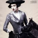 Lindsey Wixson - Vogue Magazine Pictorial [Korea, South] (April 2013)