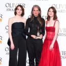 Rose Leslie  : The Olivier Awards 2017