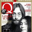 Yoko Ono, John Lennon - Q Magazine Cover [United Kingdom] (November 2010)
