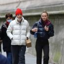 Lily-Rose Depp – Shopping candids in Paris - 454 x 620