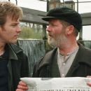 Ewan McGregor and Peter Mullan in Young Adam - 2004
