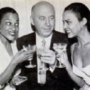 Otto Preminger and Dorothy Dandridge