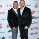Marcus Collins (singer) and Robin Windsor - 454 x 632