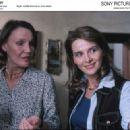 Left: Aletta Bezuidenhout as Elsa; Right: Juliette Binoche as Anna Malan; Photo by: Karen Alsbirk. - 454 x 323