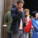 Kristen Bell - Set Of When In Rome Set In New York, 2009-03-17