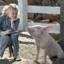 "Dakota Fanning as Fern in ""Charlotte's Web."" Photo by: Lisa Tomasetti"