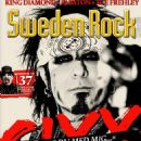 Nikki Sixx - Sweden Rock Magazine Cover [Sweden] (April 2016)