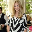 Kate Upton At Express Kate Upton Campaign Launch Event In New York