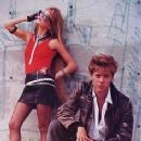 James Spader and Kim Richards in Tuff Turf (1985)