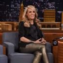 Carrie Underwood The Tonight Show With Jimmy Fallon In Nyc
