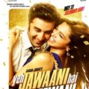 Yeh Jawaani Hai Deewani new released posters 2013 - 400 x 550