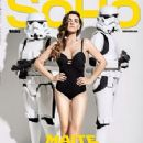 Maite Perroni in Star Wars Pose For Soho Magazine