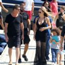 Mariah Carey- in Mykonos September 2016 - 454 x 477