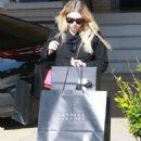 Ashley Benson – Christmas shopping at Barneys New York in Beverly Hills