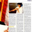 Michael Jackson - Kino Park Magazine Pictorial [Russia] (March 2004)