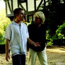 Ethan (Daniel Letterle) receives some excellent advice from his mother Harper played by Meredith Baxter in THE MOSTLY UNFABULOUS SOCIAL LIFE OF ETHAN GREEN. Photo: J. Kawaja