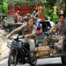 Tim Roth as Nick Fraser and Will Yun Lee as Chai in Tsunami: The Aftermath.