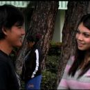 Jonathan and Iris at school - 454 x 255