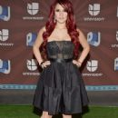 Dulce Maria Premios Juventud 2014 In Coral Gables