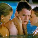 Amber Heard as Alma and Anton Yelchin star as Zack Mazursky in Universal Pictures' Alpha Dog - 2007