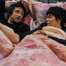 Guillaume Canet as Franck and Audrey Tautou as Camille in Claude Berri drama romance 'Hunting and Gathering.'