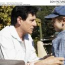 Left: Gabriel Byrne as Stewart Kane; Right: Sean Rees-Wemyss as Tom. Photo by John Tsiavis © April Films (JINDABYNE) P/L 2006, courtesy Sony Pictures Classics. All Right Reserved.