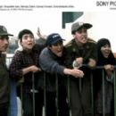 Left to right: M. Kheyrabadi, Ida Sadeghi, Shayesteh Irani, Mahnaz Zabihi, Golnaz Farmani, Sima Mobarak Shahi. Photo from Offside/courtesy of Sony Pictures Classics. © 2006 CTB Film Company. - 454 x 270
