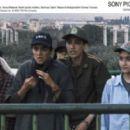 Left to right: Ida Sadeghi, Shayesteh Irani, Sima Mobarak Shahi (partly hidden), Mahnaz Zabihi, Golnaz Farmani, Nazanin Sedighzadeh, Golnaz Farmani. Photo from Offside/courtesy of Sony Pictures Classics. © 2006 CTB Film Company. - 454 x 270