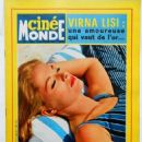 Virna Lisi - Cinemonde Magazine Cover [France] (20 June 1967)