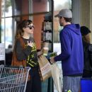 Dakota Johnson with Blake Lee – Shopping Candids In Los Angeles - 454 x 383