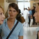 Marina Hands (center) and Marie-Josee Croze (right) in the scene of Tell no One