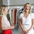 Lauren Conrad Debuting Her New Minnie Mouse Collection In Beverly Hills