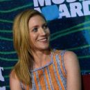 Actress Brittany Snow attends the 2015 CMT Music Awards Press Preview Day at the Bridgestone Arena on June 9, 2015 in Nashville, Tennessee - 398 x 600