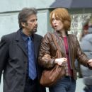 Al Pacino and Alicia Witt star in TriStar Pictures' thriller 88 MINUTES.