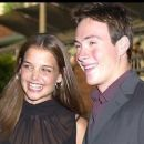 Chris Klein and Katie Holmes - 294 x 255