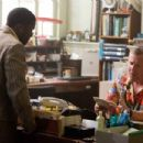 """KEVIN HART as Bigg Bunny and RAY WINSTONE as Moe Fitch in Warner Bros. Pictures' romantic comedy adventure """"Fool's Gold."""" The film stars Matthew McConaughey and Kate Hudson. Photo by Vince Valitutti"""