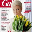 Joanna Racewicz - Gala Magazine Cover [Poland] (28 January 2013)