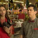 Angela Sarafyan as Ramona and Chris Parnell as Frank in Regent Releasing comedy 'Kabluey.' - 454 x 302