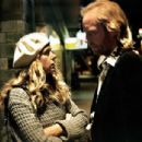 Barbara Sarafian as Matty with Jurgen Delnaet as Johnny in the scene of NeoClassics Films' Moscow, Belgium. - 454 x 305