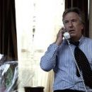 Alan Rickman on phone with Shawn in Freestyle Releasing 'Nobel Son.'