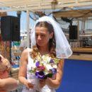 Gökçe Bahadir and Ali Sunal Get Married