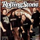 Fredrik Thordendal, Tomas Haake, Jens Kidman, Mårten Hagström - Rolling Stone Magazine Cover [India] (November 2013)