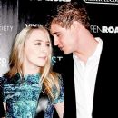 "Max Irons And Saoirse Ronan At ""The Host"" New York City Screening"