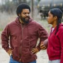 Ice Cube (Curtis) and Keke Palmer (Jasmine) stars in The Longshots.