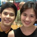 Kristofer Martin and Julie Anne San Jose