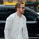 Ryan Gosling Spotted In Manhattan - May 13, 2016